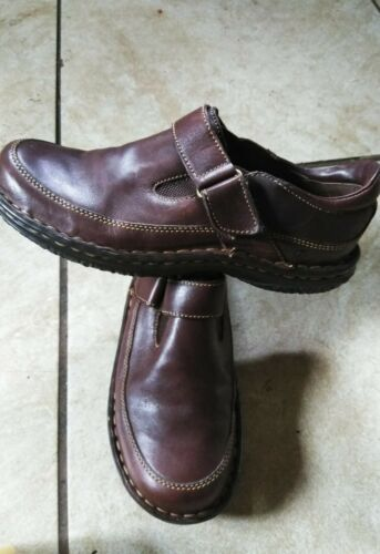 Born leather loafers 7.5/38.5