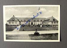 AK Kameradschaftsheim des Fliegerhorstes Erfurt Feldpost 22.11.1940