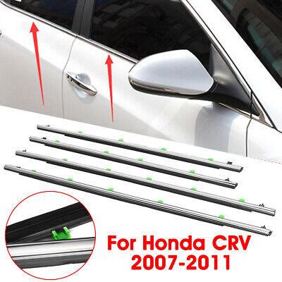 ABS Side Door Body Cover for CHR 2016-2018 KIMISS 4pcs Car Exterior Side Door Strip Trim Carbon fiber black
