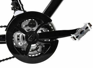 Plastique Chainring Guard 42-44 T S'adapte à La Plupart Chainsets Ajustement Facile Avec Centre Vis-afficher Le Titre D'origine