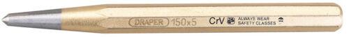 Genuine Draper Expert Punch Centro Octogonal 5mm X 150mm51778