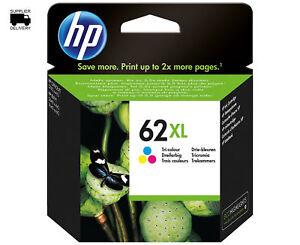 HP-62XL-Alto-Rendimiento-Tri-Color-Cartucho-de-tinta-original-C2P07AE
