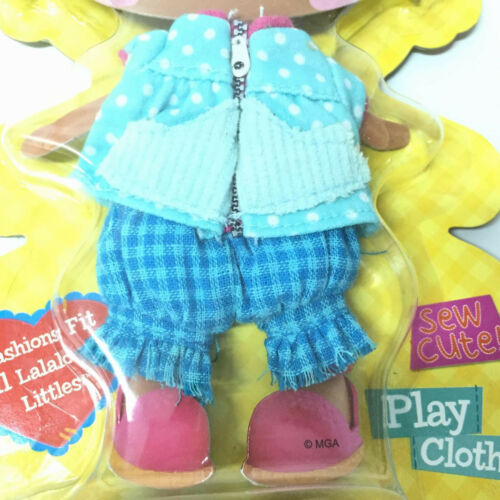 3X Cute New Lalaloopsy Littles  Winter Coat//Pajamas//Play Clothes Free Shipping