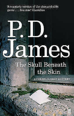 1 of 1 - James, P. D., The Skull Beneath the Skin (Cordelia Gray Mystery), Very Good Book