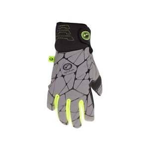 Optimum NITEBRITE WATERPROOF Cycling WINTER Gloves