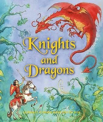 Knights and Dragons (Treasuries), , Very Good Book