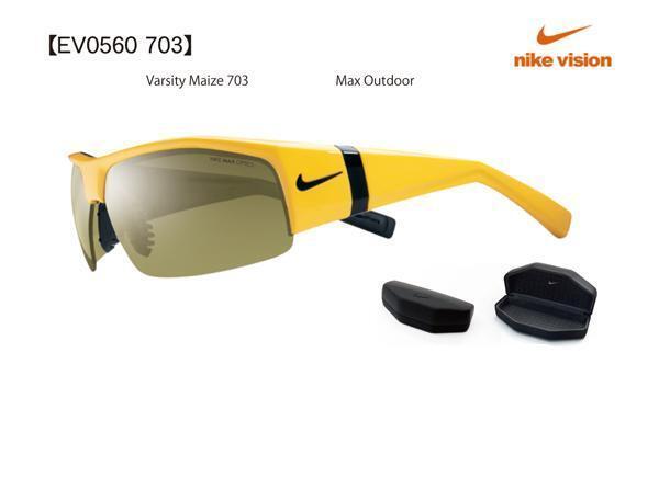 1dfde3bf04c5 Nike SQ EV0560 703 Max Optics Men's Sport Sunglasses Extra Lens Yellow $238  NEW