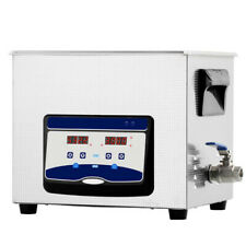 Stainless Steel 65l Liter Industry Ultrasonic Cleaner Heated Heater Withtimer
