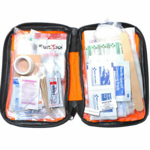 *NEW* First Aid Only Outdoor First Aid kit 107 Piece *USA Seller*