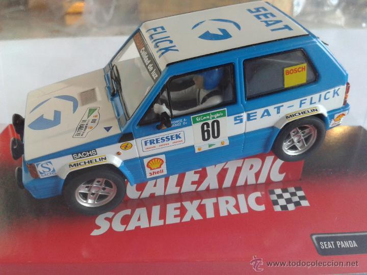 SEAT PANDA PONCE 1 32 - Scalextric New Ref. A10077S300 New