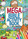 Mega Bible Activity Book by Lion Hudson Plc (Paperback, 2016)