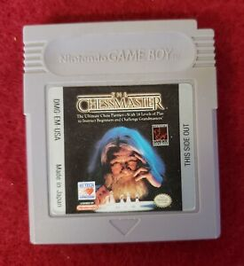 The-Chessmaster-Game-Boy-Game-Cartridge-Only