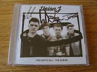 CD Album: Union J : You Got It All - The Album With SIGNED Insert
