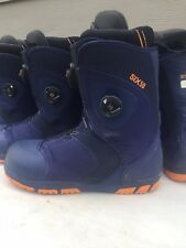 Head SIX50 Mens Boa Snowboard Boot - Suggested Retail $269.99