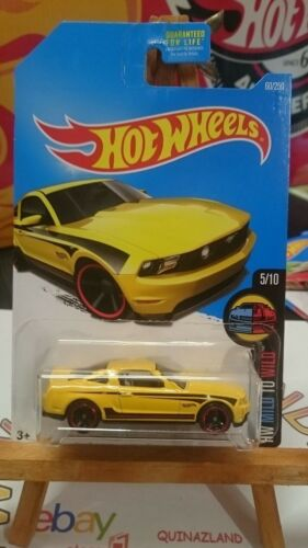 hot wheels 2010 Ford Mustang GT 2016-060 CP10