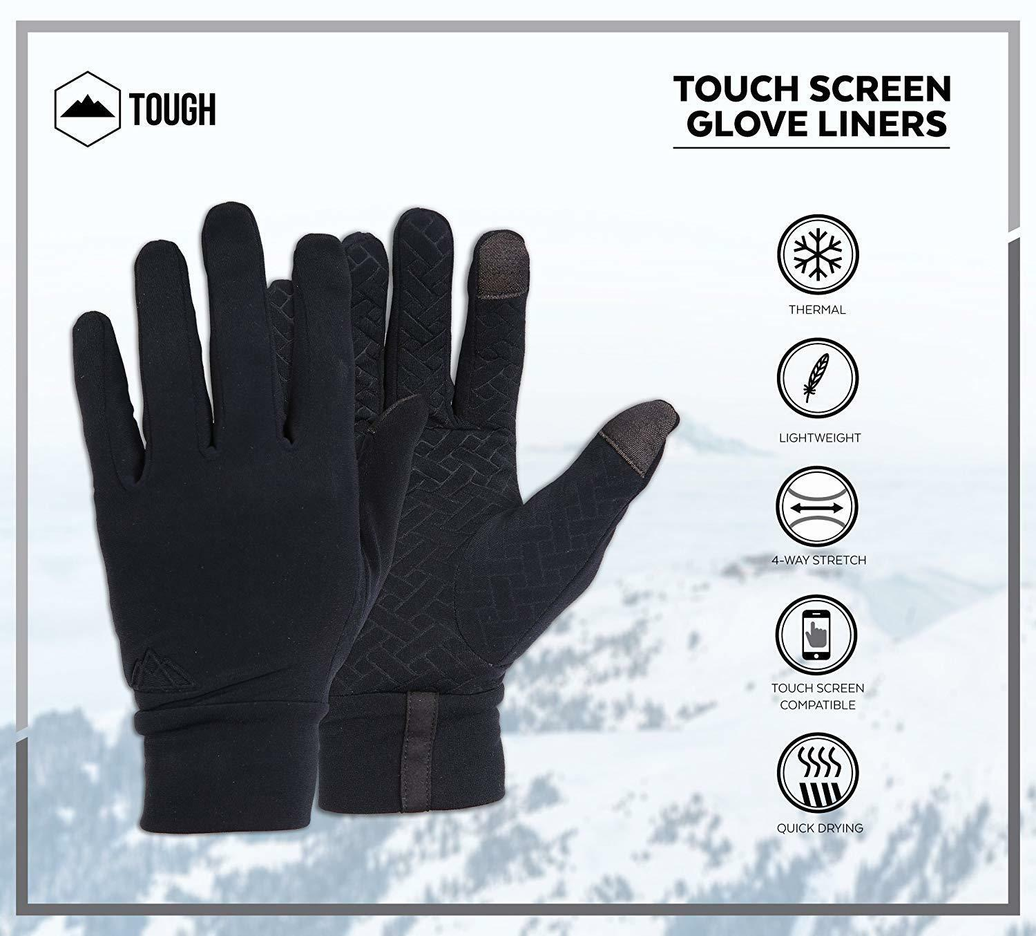 Unisex Winter Touch Screen Gloves For iPhone iPad /& Smart Mobile Phone Xmas Gift