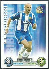 TOPPS MATCH ATTAX 2007-08-WIGAN ATHLETIC-ANTOINE SIBIERSKI
