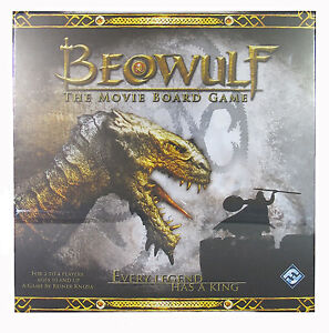 Beowulf: The Movie Board Game Fantasy Flight Games NEW!