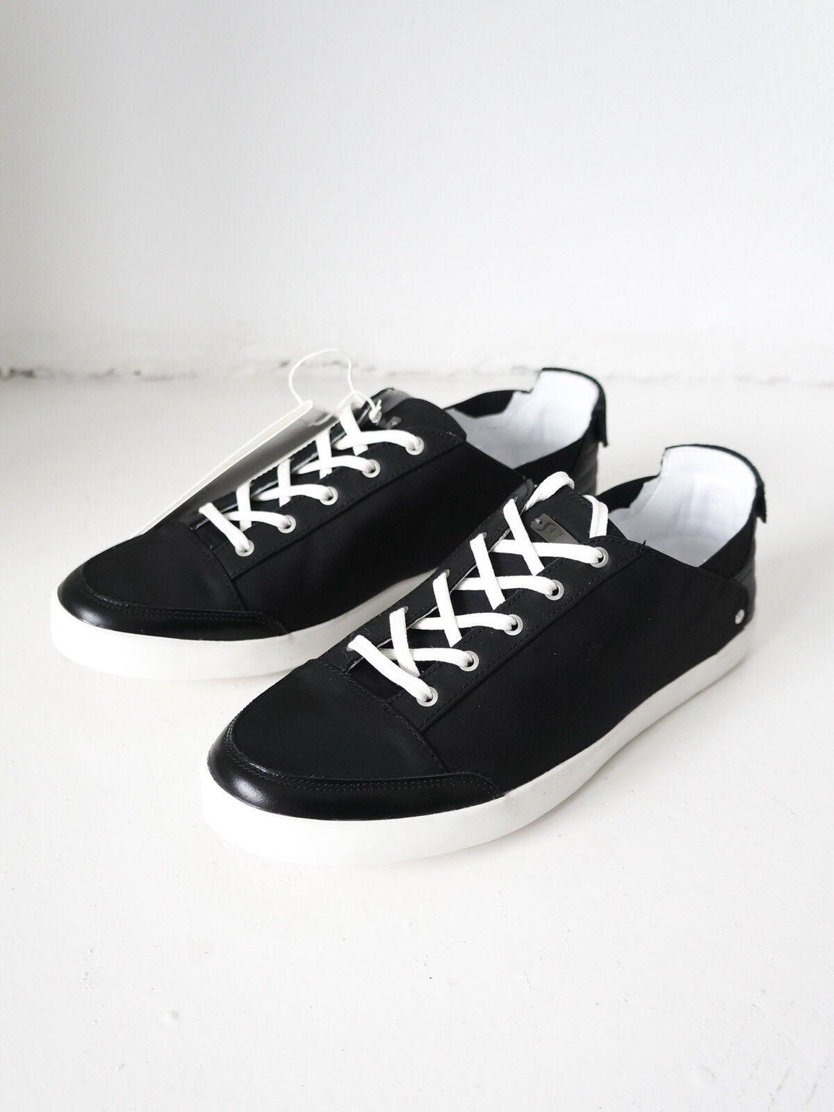 HOF115: / Adidas SLVR Turnschuhe schwarz / HOF115: Plim low Turnschuhe schuhe schwarz 40 2/3 67050f