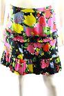 Alannah Hill My Tropical Romance Short Skirt Pleated Hem Size 10 RRP $189