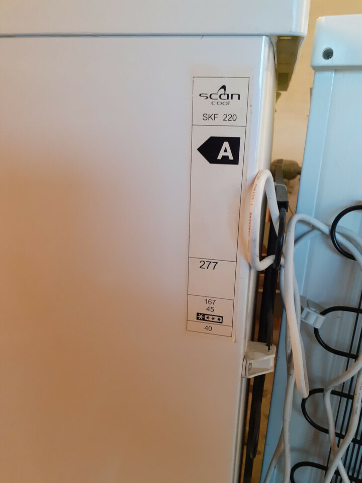 Køleskab, kølefryseskab