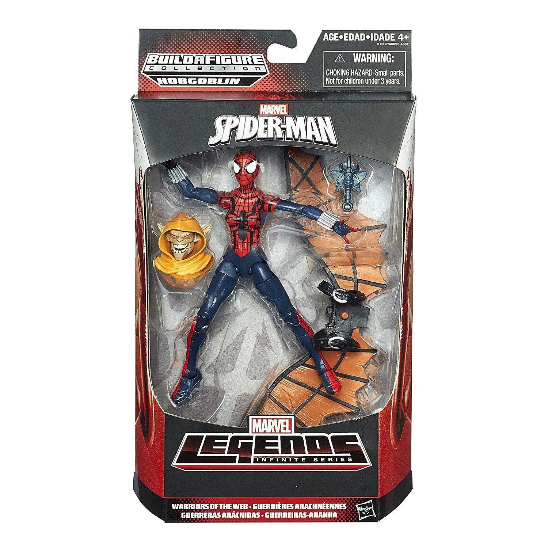 Marvel Leggende Spideruomo infinita SERIE  6  Spider-Girl  Senza tasse