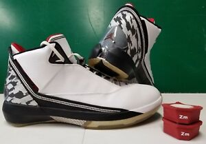 new style b2f09 677cd Image is loading 2006-Air-Jordan-22-XX2-basketball-shoes-white-