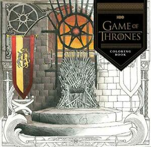 HBO-039-s-Game-of-Thrones-Colouring-Book-by-HBO-NEW-book-FREE-amp-Pa