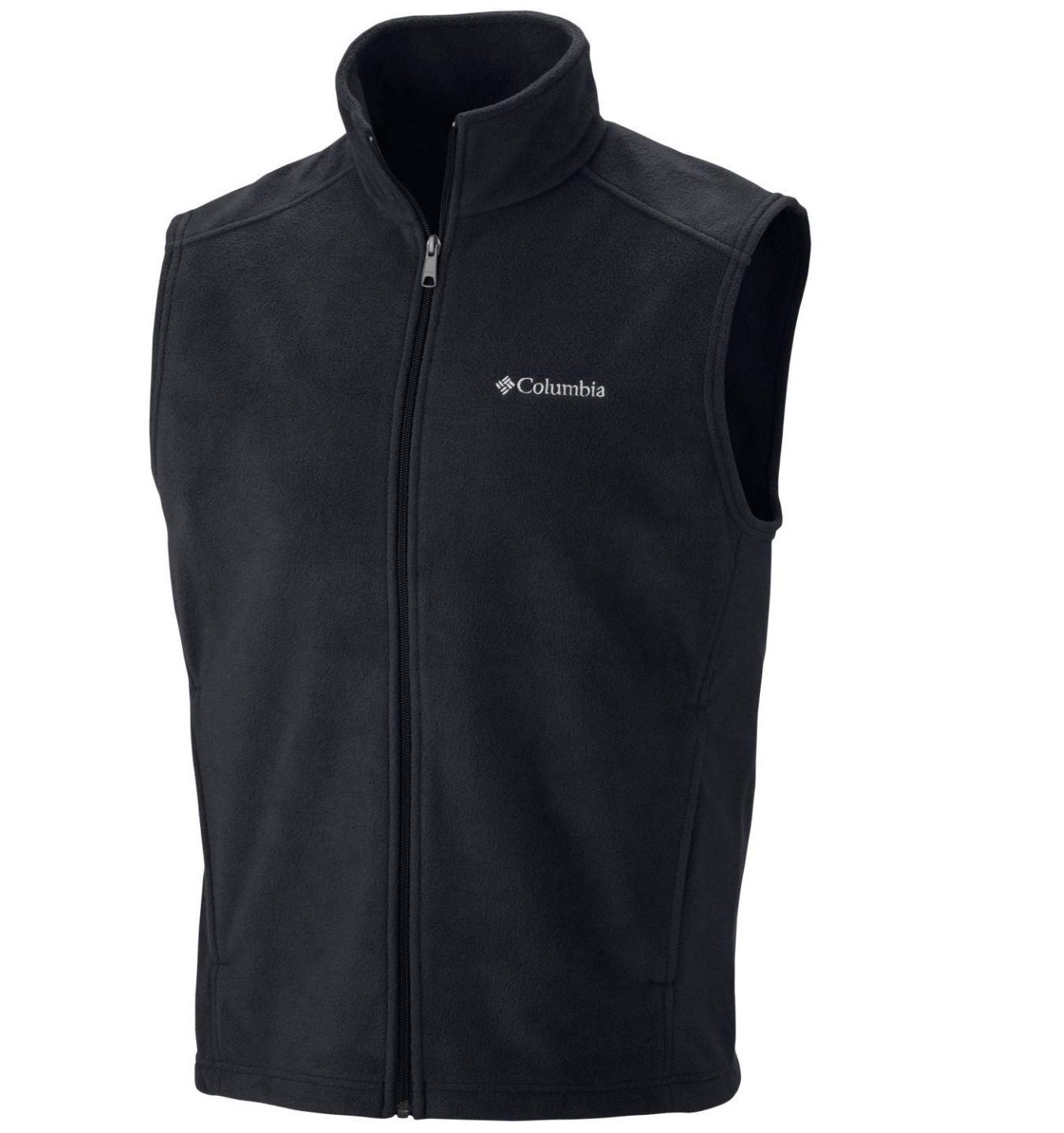 Columbia Men's Big & Tall GRANITE MOUNTAIN™ Fleece Vest  XS1024-010