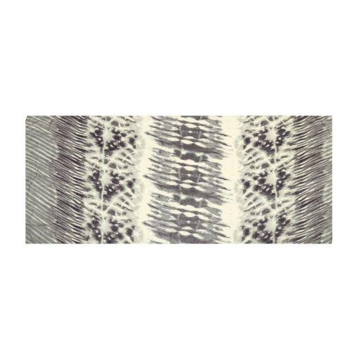 Womens Fashion  Grey Scarf Animal Print New Spring Summer