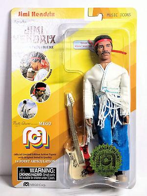 Mego Musique Jimi Hendrix Action Figure