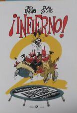 INFIERNO 2 - Tito Faraci & Silvia Ziche - Rizzoli Lizard