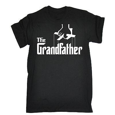 My Grandad Rocks T-SHIRT Dad Grandfather Father birthday Grandpa birthday