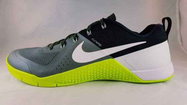 d44e8d2dddbd Nike Metcon 1 Men s Cross Training Shoe 704688 007 Size 15 for sale ...