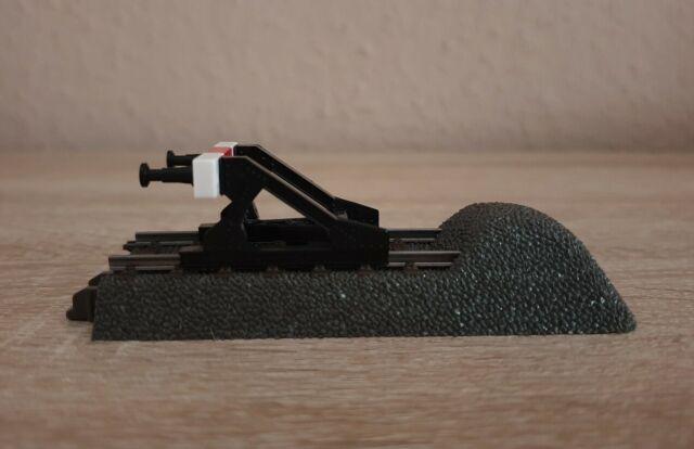 Märklin H0 C-Gleis 24978 Gleisende mit Prellbock beleuchtet Neuware Topp