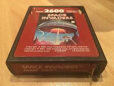 SPACE INVADERS - Atari 2600 VCS Game Cartridge  PAL UK