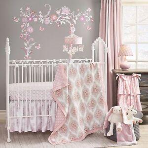 Lambs Amp Ivy Charlotte By Dena 6 Piece Baby Crib Bedding