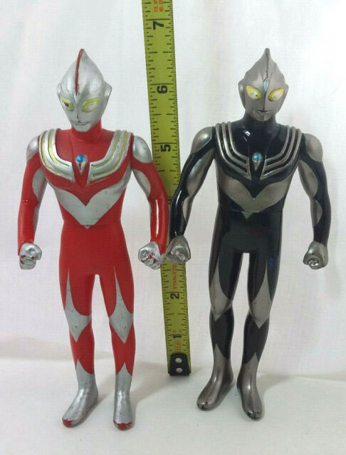 ULTRA HERO SERIES #16 VINYL ULTRAMAN TIGA POWER TYPE
