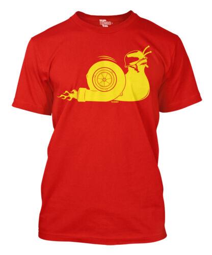 Boost Racing Men/'s T-shirt Turbo