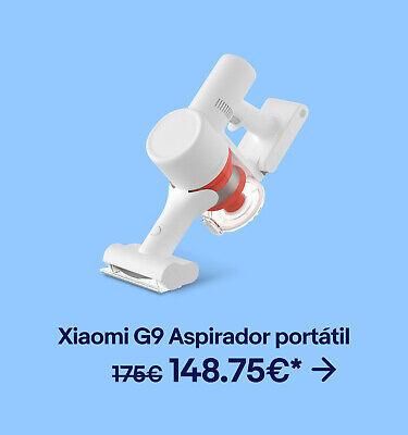 Xiaomi G9 Aspirador portátil 148.75€*