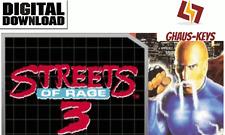 Streets of Rage 3 STEAM Key Pc Game Code Download Spiel Blitzversand [DE] [EU]