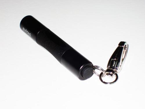 CREE XP-E 100 Lumens EDC LED Flashlight Torch Warm New SViTAC mini