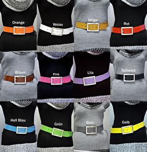 22-colori-e-12-Lunghezze-A-SCELTA-3-5cm-Largo-alla-moda-vera-pelle-Cintura-Real