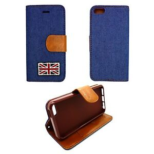 BLUE-DENIM-JEAN-AND-UNION-JACK-DESIGN-WALLET-CASE-FOR-SAMSUNG-GALAXY-S3