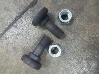 Replacement Rotary Cutter Blade Bolt Kit, Bush Hog Code 66516 (1259 Bolt,67 Nut)
