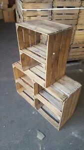 3-x-Schuhregal-Kisten-mit-Mittelbrett-Einlage-Natur-hochkant-Obstkiste-Weinkiste