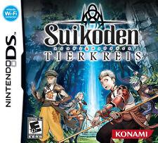 Suikoden: Tierkreis NDS New Nintendo DS, Nintendo DS