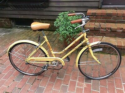 "Vintage HUFFY SARATOGA 24"" - 3 Speed Women's Bike - All Original - Very  Good 