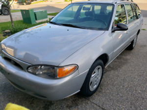1998 Ford Escort wagon. LOW LOW KM AT 79,926
