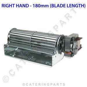 COOLER-FRIDGE-FREEZER-180mm-BLADE-TANGENTIAL-CROSS-FLOW-BLOWER-FAN-MOTOR-30W